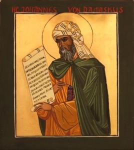 Hellige Johannes af Damaskus
