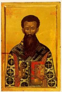Ikon af hellige Gregor Palamas