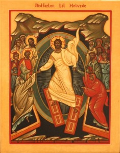 Kristus er opstanden!