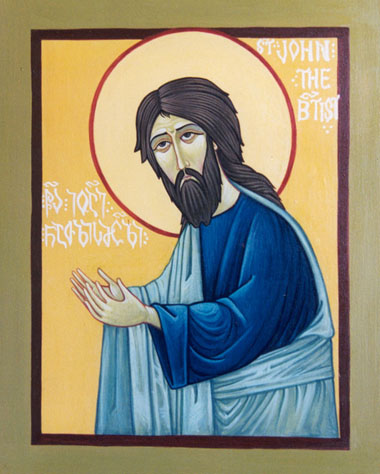 Hellige Johannes Døberen