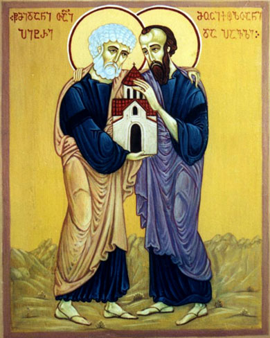 Hellige Apostle Peter og Paulus