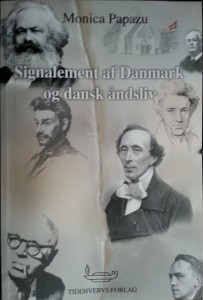 Bogforside: Signalement af Danmark og dansk åndsliv