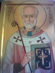 Hellige Martin biskop af Tours