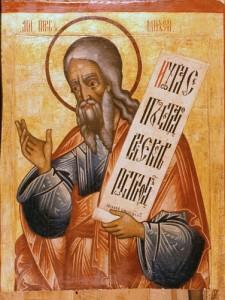 Hellige profet Mika