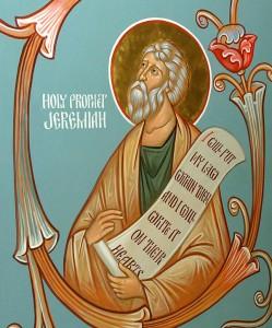 Hellige profet Jeremias