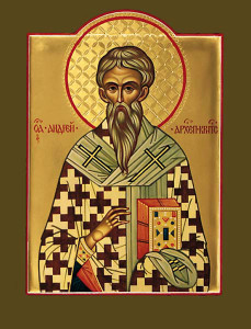 Hellige Andreas, ærkebiskop af Kreta