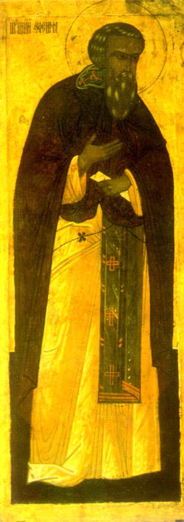 Hellige Zosimas af Solovki
