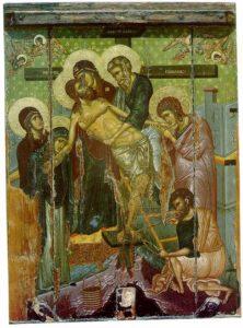 Nedstigning fra Korset