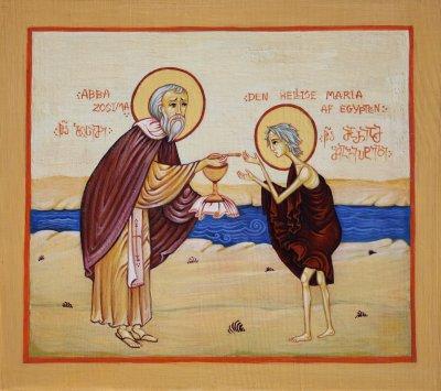 Hellige Maria af Ægypten og Hellige Zosima